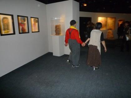 vernissage art brut japonais 1.JPG