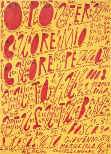 Giovanni Bosco,art brut,Galerie Christian Berst