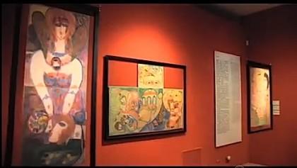 art brut,Madge Gill,Corneille,Eugenio Santoro,carlo zinelli,