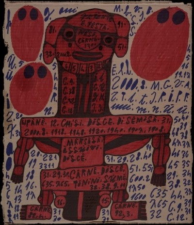 collection de l'art brut,morton bartlett,giovanni bosco,art brut,aqua