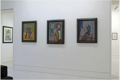 Gaston Chaissac,galerie louis carré