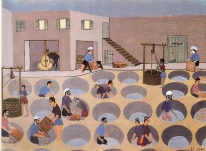 Alaoui Moulay Ali-Les tanneurs.jpg