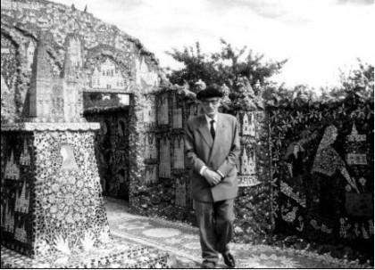 Raymond Queneau chez Raymond Isidore 1974.jpg