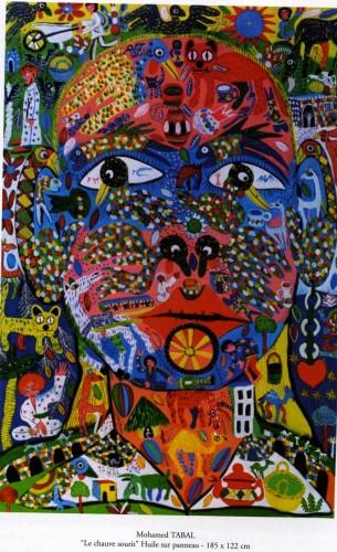 Mohamed Tabal,art brut marocain